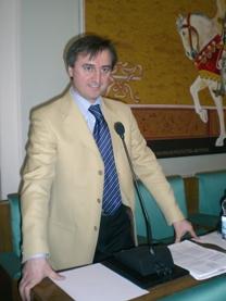 Sindaco Antonio Montanino